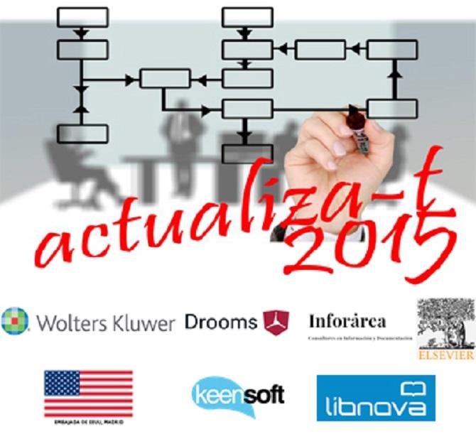 Jornada universitaria y profesional Actualiza-t 2015 de SEDIC